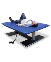 Econo Electric Hi-Lo Mat Therapy Table HAU1441-47-
