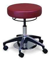 Dual Foot & Hand Operated Stool HAU2154