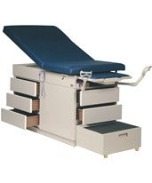 X-L Power-Back Exam Table HAU4416-