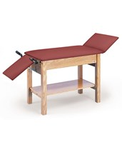 2-in-1 Exam Table / Treatment Table with Shelf HAU4624