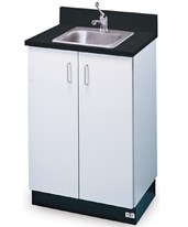 Pro-Line™ Cabinet with Sink HAUBS-24-