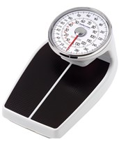 Professional Home Care Large Raised Dial - Large Platform Scales HEA160KLS--