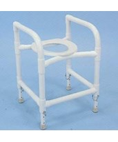 PVC Commode Safety Frame HMPCSF-