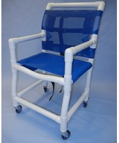 Wheeled Shower Chairs - Save at Tiger Medical, Inc