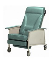 3 Position Bariatric Geriatric Recliner - Deluxe Wide INVIH6065WD/IH60-