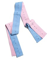 Security Strap for Fetal Monitor with Buttonhole Closure KIM37221