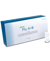 Status Flu A & B Test Kit - 25 Tests LFS36025-