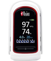 MightySat™ Fingertip Pulse Oximeter MAS9809
