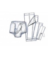 Handi-Care Garment Liners for Moderate Incontinence COVKDL635