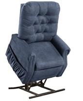 Petite Two-Way Reclining Lift Chair MEL1555-