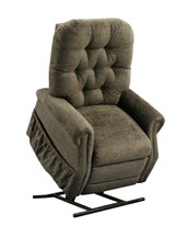 Wide Two-Way Reclining Lift Chair MEL2555W-