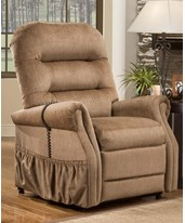 Wide Luxury Two-Way Reclining Lift Chair MEL3055W-