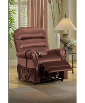 Petite Luxury Two-Way Reclining Lift Chair MEL3155-