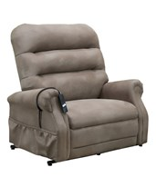 Bariatric Three-Way Reclining Lift Chair MEL3653-