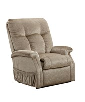 Three-Way T-Back Reclining Lift Chair MEL5153-