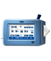 IQvitals® Vital Signs Monitor with BP, TEMP & Optional SpO2 MID4-000-0500-