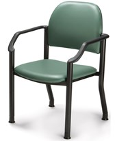 Ritter® 680 Side Chair With Armrest Option MID680-001-