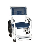 Self Propelled Aquatic Rehab Transport Pool Chair MJM130-15-24W-SL-