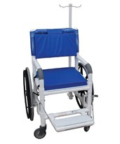 MRI Self Propelled Aquatic Rehab Transport Chair MJM131-18-24W-MRI-