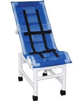 PVC Reclining Shower Bath Chair with Articulating Option MJM191-S--