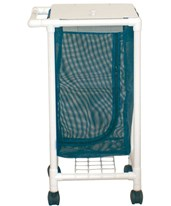 Space Saving Single Hamper with Mesh Bag MJM213-S