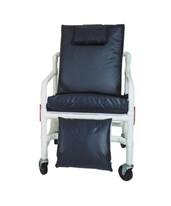 Bariatric Reclining Geri Chair with Elevated Leg Rest MJM530-S