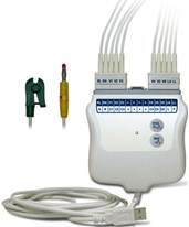 Acquisition Module AM12 with HA Banana Lead Wires MOR41000-032-50