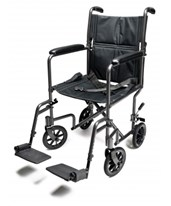 Steel Transport Chair GRAEJ795-1-