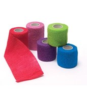 Cohesive Bandage, Assorted Colors NDCP158010-