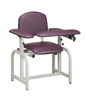 Lab X Series Padded Blood Drawing Chair CLIP271015-