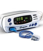 Tabletop Fiber Optic Pulse Oximeter for MRI NON7500FO