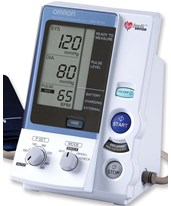 IntelliSense Digital Blood Pressure Monitor OMRHEM-907XL