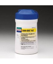 Sani-Hands ALC Handwipes Canister - 12 per Case PDIP-P13472