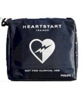 Replacement Carry Case for HeartStart Standalone Trainer PHI989803130431