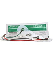 AED LIFE-PATCH ECG Electrodes for LIFEPAK 15 / 20e PHY11100-000002-