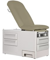 Signature Series - ProSideStep Exam Table with Optional Armboards and Accessory Rails UMF5240-145-