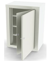 "18"" Double Door Narcotic Locker UMF7780"