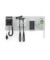 "777 Green Series Integrated Wall System with 40"" Wall Board & Diagnostic Heads WEL77782-M-"