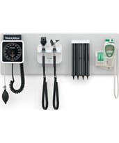 Green Series Integrated Diagnostic Wall System WEL777WALL-