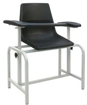 Phlebotomy Chair with Adjustable Armrest WIN2571-