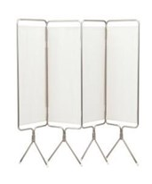 4 Panel Privess Modular Privacy Screen WIN3740-