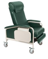 4 Position Mobile Treatment CareCliner WIN6531-