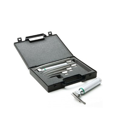 Fiber Optic Laryngoscope Set with Case ADC4079F