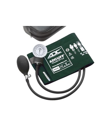 Prosphyg™ 760 Series Pocket Aneroid, Adult, Dark Green