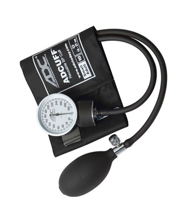 Prosphyg™ 760 Series Pocket Aneroid, Small Adult, Black