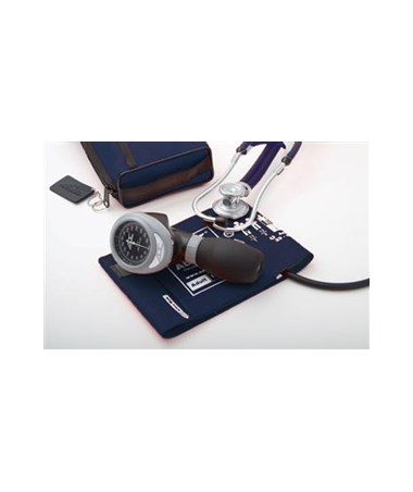 Pro's Combo III Palm Aneroid Kit, Navy