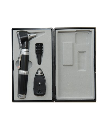 Diagnostic Handle with Otoscope and Ophthalmoscope Heads ADIHS-OP10+HS-OT10