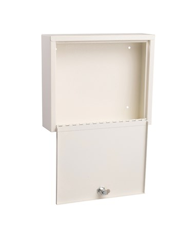 Steel Drop Box White ADI631-03-WHI