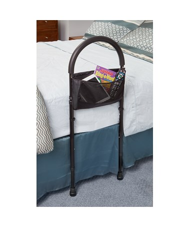 Adir Adjustable Home Bed Rail with Storage Pouch ADI940-00