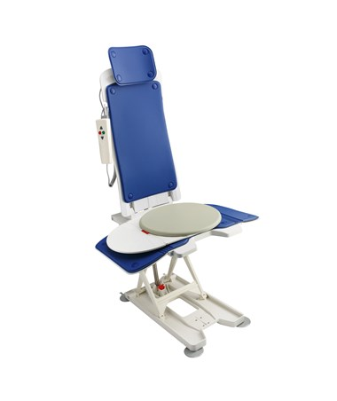 tall with slide angled bath chair adir corp